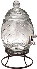 Artland Diamond 2.5 Gallon Beverage Dispenser