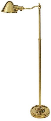 Ralph Lauren Home Ralph Lauren Pharmacy Reading Floor Lamp