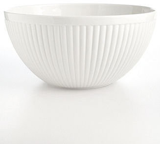 Martha Stewart Collection Whiteware Large Mixing Bowl