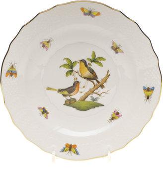 Herend Rothschild Bird Dessert Plate 8