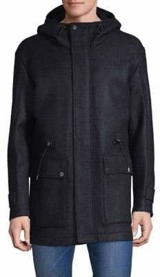 Strellson Full-Zip Hooded Jacket