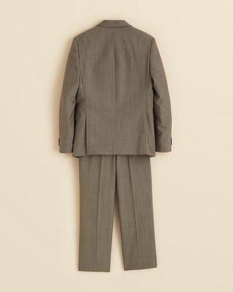 John Varvatos Boys' Shark Wool Suit - Sizes 8-20