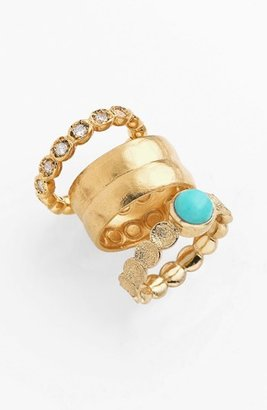 Melinda Maria 'Capulet' Stackable Rings (Set of 3) (Nordstrom Exclusive)