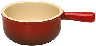 Le Creuset Stoneware French Onion Soup Bowl 16-oz, Cerise