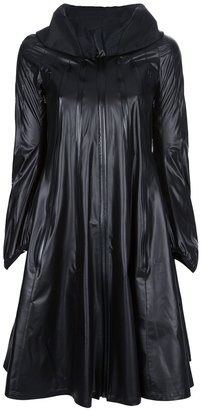 Comme des Garcons Junya Watanabe flared raincoat