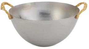 Michael Aram Gilded Twig Large Serving Bowl