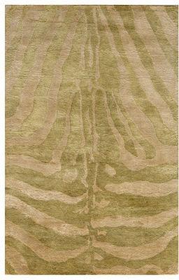 Serengeti Momeni Area Rug, Apple 8' x 11'