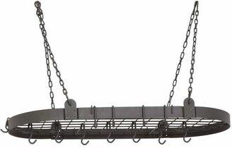 Old Dutch Oval Hanging Pot Rack