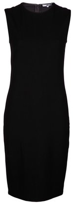 Vince Fitted Zipper Dress