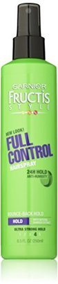 Garnier Fructis Style Full Control Non-Areosol Hairspray $4.29 thestylecure.com