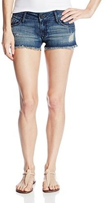 Black Orchid Women's Cut Off Short In Die Another Day