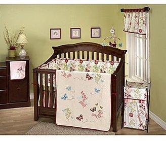 NoJo Alexis Garden 6-pc. Baby Bedding