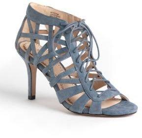 Pour La Victoire Natassja Suede Sandals