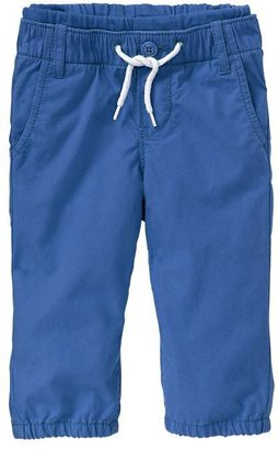 Gap Poplin beach pants