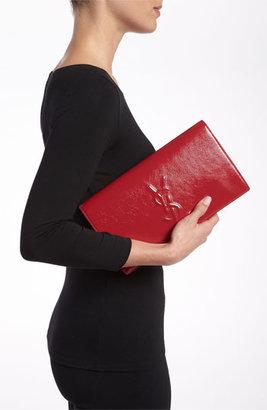 Saint Laurent 'Belle de Jour' Patent Leather Clutch