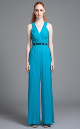 Tracy Reese Halter Jumpsuit