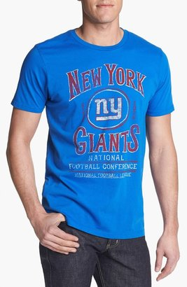 Junk Food 'New York Giants - Kick Off' Graphic T-Shirt