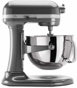 KitchenAid Pro 600 Series 6 Quart Bowl-Lift Stand Mixer KP26M1X