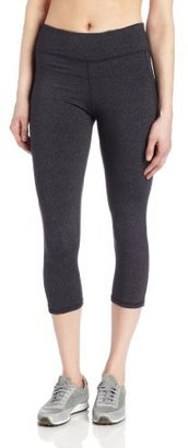 Calvin Klein Women's Compression Crop With Body Shaping Panel