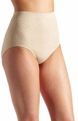Vanity Fair Women's Perfectly Yours Seamless Jacquard Brief Panty 13096 $11.50 thestylecure.com