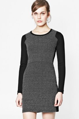 French Connection Olivia Textured Dress