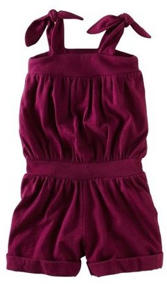 Tea Collection Girls Two Tie Romper