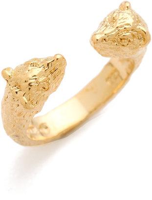 Pamela Love Small Bear Ring
