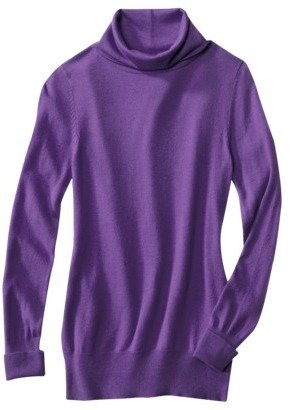 Mossimo Women's Ultra Soft Turtle Neck Sweaters - Assorted Colors