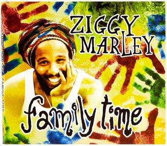 New Sound Ziggy Marley Family Time CD