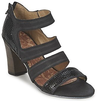 dkode CHARLIZE women's Sandals in Black