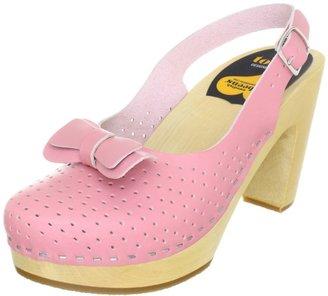 Swedish Hasbeens Womens Mimmi Pumps Pink Size: 3.5