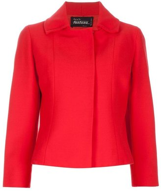 Sorelle Fontana Vintage Short jacket