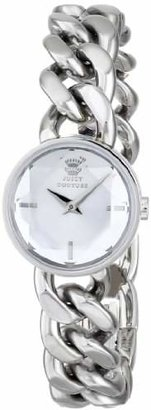 Juicy Couture Women's 1901145 Sophia Stainless Steel Watch with Link Bracelet $185 thestylecure.com