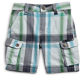 Diesel Infant's Plaid Shorts