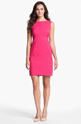 Ellen Tracy Sleeveless Sheath Dress