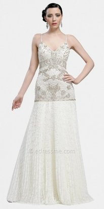 Sue Wong Embroidered Sequin Evening Gowns