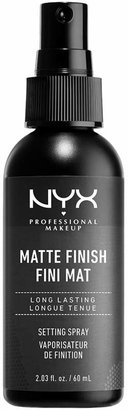 Nyx Cosmetics Matte Finish Makeup Setting Spray