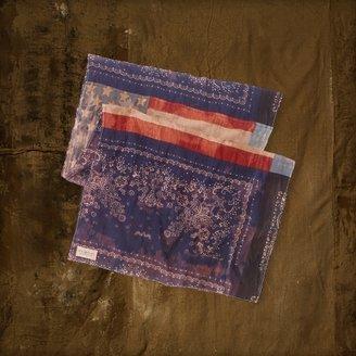Denim & Supply Ralph Lauren Cotton Americana Scarf