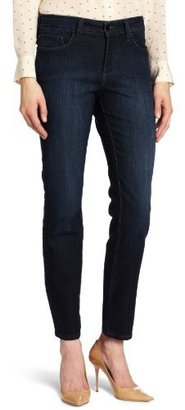 NYDJ Women's Chloe Fitted-Ankle Jean