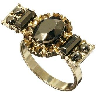 Asos Metal Jewel Ring