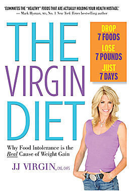 JCPenney The Virgin Diet: Drop 7 Foods, Lose 7 Pounds, Just 7 Days