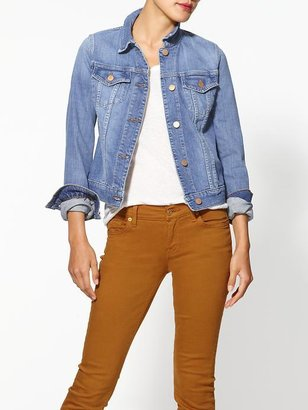 J Brand Universe Denim Jacket