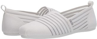 BOBS from SKECHERS Bobs Plush - #Adorbs (White 1) Women's Shoes