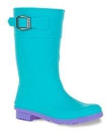 Kamik Raindrops Girls' Rain Boots $34.99 thestylecure.com