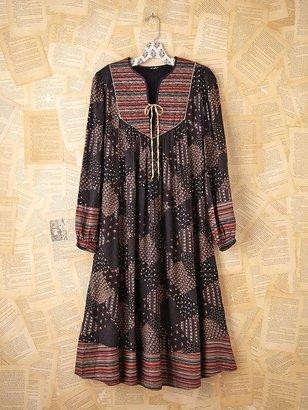 Namaste Vintage Indian Boho Dress