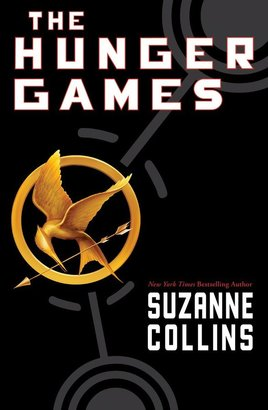 Scholastic The Hunger Games - Library Edition