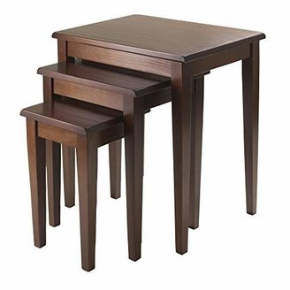 Winsome Wood Regalia Accent Table