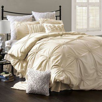Lush decor bianca 4-pc. comforter set - king