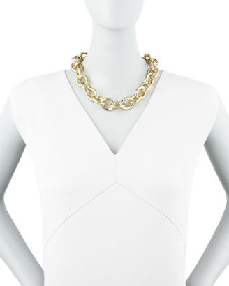 A.V. Max Chain-Link Necklace