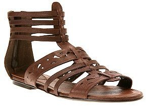 Urban Outfitters Leather Cutout Gladiator